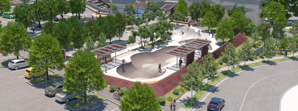 Endeavor Hills Skate park sets to open